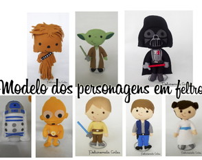 Apostila Digital Personagens Star Wars
