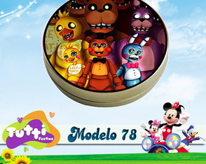 FIVE NIGHTS AT FREDDY'S - MODELO 76