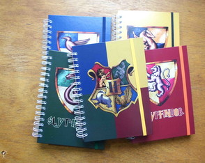Kit de Cadernos Harry Potter