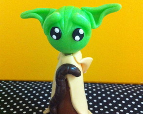Mestre Yoda - Star wars