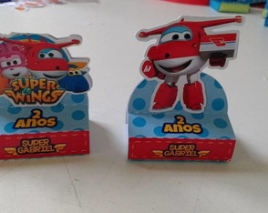 PORTA mini wafer DUPLO SUPER WINGS