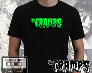 Camiseta de banda de rock - The Cramps