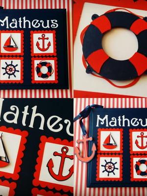 livro do bebê marinheiro personalizado para menino scrap