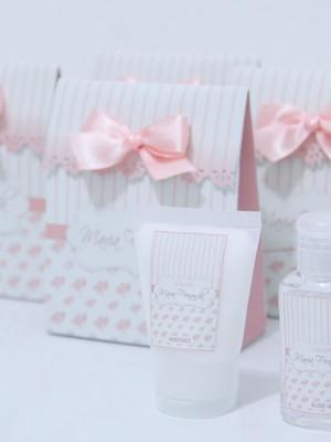 Lembrancinha de Maternidade: Kit Higiene
