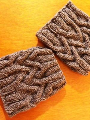 Boots Cuffs - Cobre bota\ mini polaina