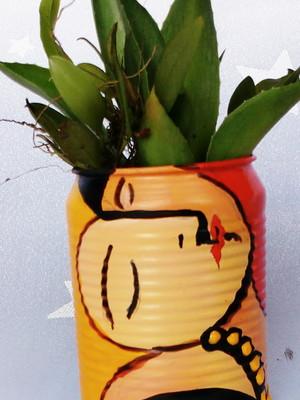 Picasso | lata para plantas