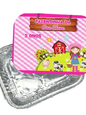 Marmitinha T90 Fazendinha Rosa