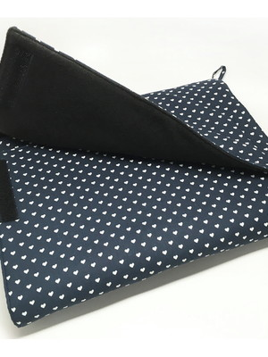 Capa porta notebook com fecho aderente *