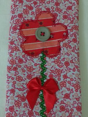Porta-óculos Floral 4