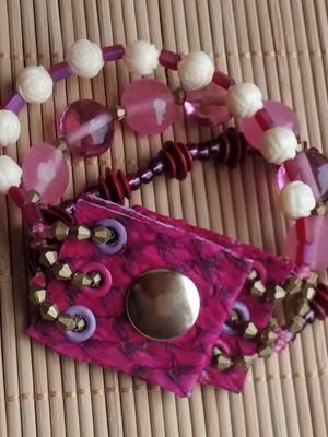 Bracelete tríplice