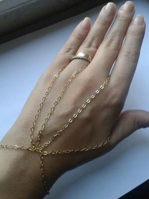 Slave Bracelet Strings Strappy