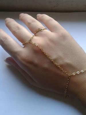 Slave Bracelet Solo Strappy