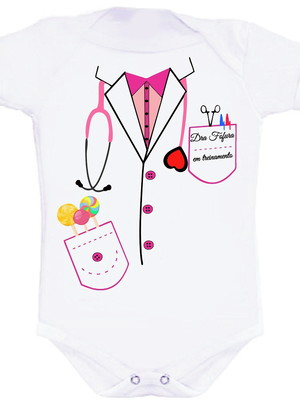 Body Dra. Fofura