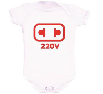 Body Bebê 220V