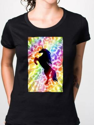 T-shirt Unicornio AnimalPrint