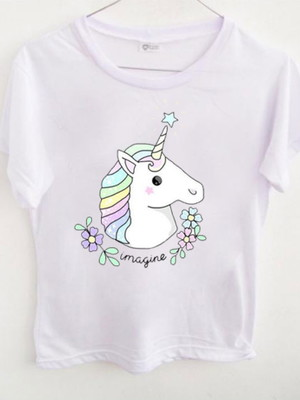 T-shirt Unicórnio Imagine