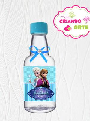 Garrafinha Personalizada Frozen