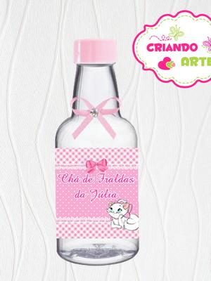 Garrafinha Personalizada Gatinha Marie