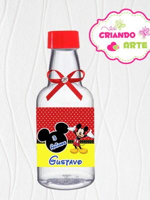 Garrafinha Personalizada Mickey