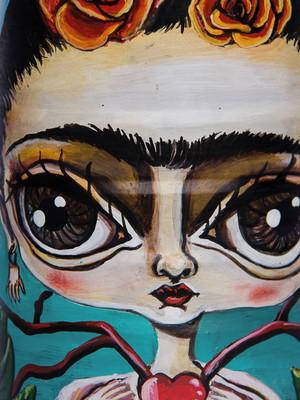 Frida Kahlo | lata grande