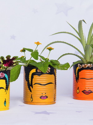 Frida Kahlo | lata pequena
