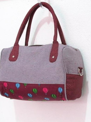 Bolsa baú Eco Fashion (10.275)