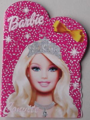 Convite Especial Barbie (10 un.)