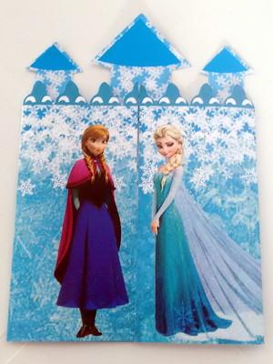 Convite Especial Frozen (10 un.)