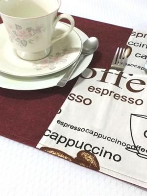 Jogo Americano Café da Manhã 30 x 45 cm