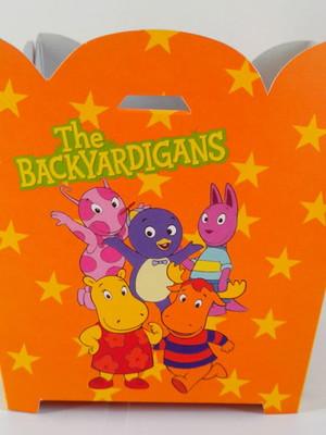 Cachepot Backyardigans (01 un)
