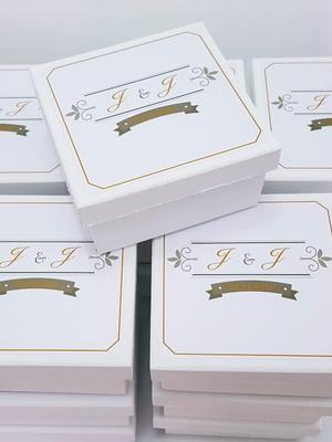 Caixa MDF Personalizada Casamento