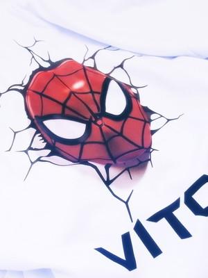 Camiseta Infantil Personalizada efeito3D