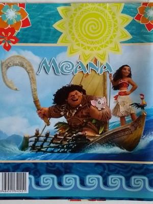 Convite Especial Moana (10 un.)