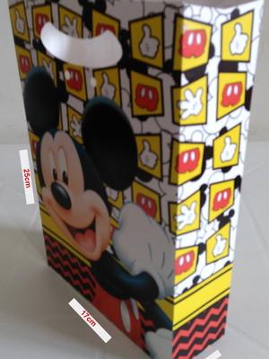 Sacola Boca Palhaço Mickey (01 unid)
