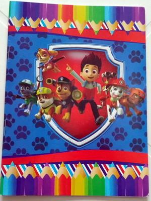 Livrinho Colorir Patrulha Canina (01 unid.)