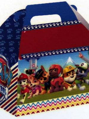 Caixa Box Pequena Patrulha Canina (01 unid.)
