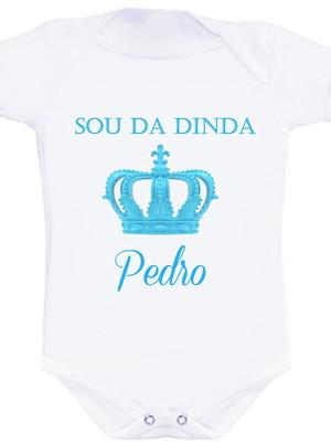 Body Bebê Sou da Dinda_1