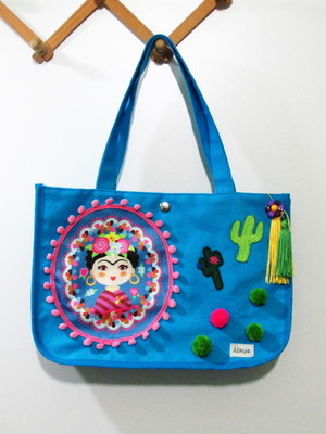 Mini Ecobag Frida (10.307)