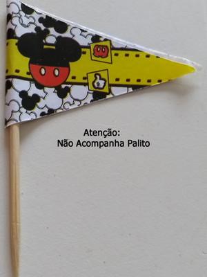 Topper Tag Mickey (30 unid.)