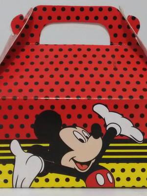 Caixa Box Pequena Mickey (01 unid.)
