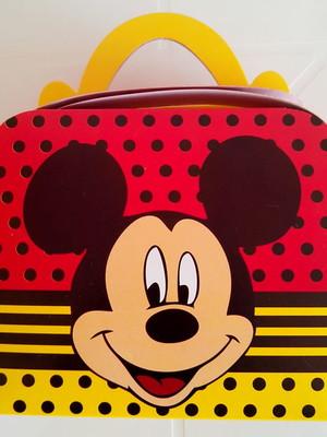 Caixa Maleta Mickey (01 unid.)