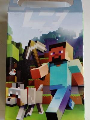 Caixa Surpresa Minecraft (08 unid.)