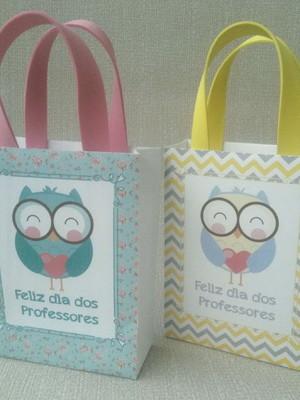Sacolinha Professores