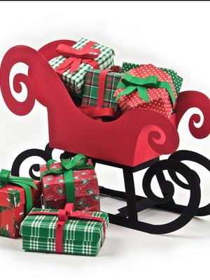 Arquivos silhouette Treinó do Papai Noel