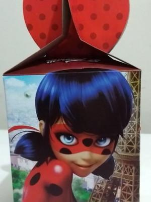 Caixa Fest Surpresa Ladybug (01 unid.)