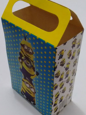 Caixa Surpresa Minions (08 unid.)