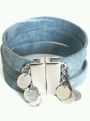 Bracelete Jeans Trend