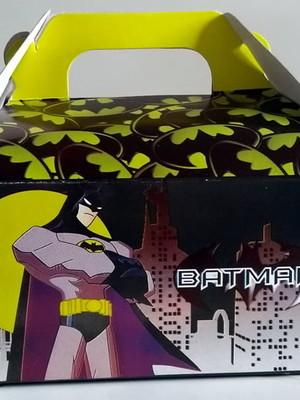 Caixa Box Pequena Batman (01 unid.)