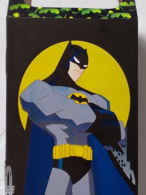 Caixa Surpresa Batman (08 unid.)