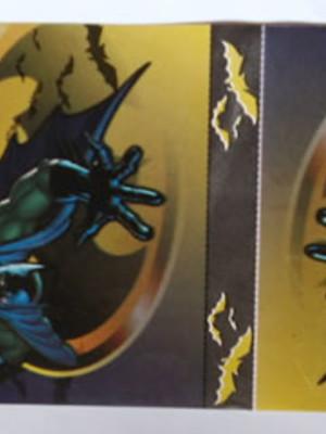 Capa Pirulito Batman (10 unid.)